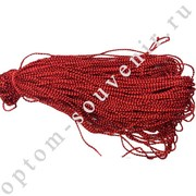 Красная шерстяная нить на запястье, 800м., оптом