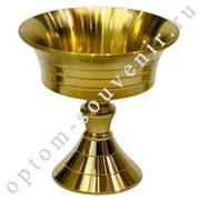 Чаша-лампадка БУДДИЙСКАЯ, медная, 46 мм., оптом