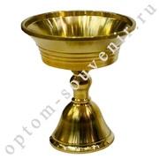 Чаша-лампада БУДДИЙСКАЯ, медная, 55 мм., оптом