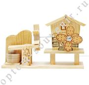 Деревянная игрушка ДОМИК, оптом