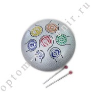 Глюкофон 7 ЧАКР, 25 см., разные цвета, оптом
