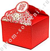 Красная коробочка ФЭН-ШУЙ, оптом