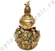 Статуэтка ТЫКВА-ГОРЛЯНКА, с изображением богов, оптом